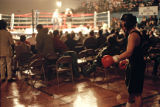 Boxers at the Golden Gloves Tournament, image 014