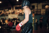 Boxers at the Golden Gloves Tournament, image 011