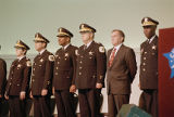 Ceremony for new police recruits, image 03