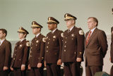 Ceremony for new police recruits, image 02
