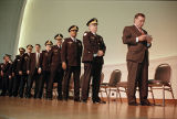 Ceremony for new police recruits, image 37