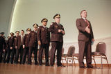 Ceremony for new police recruits, image 40