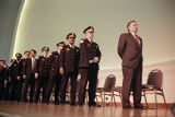 Ceremony for new police recruits, image 36