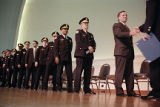 Ceremony for new police recruits, image 39