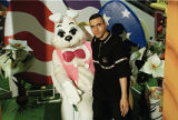 Photos taken with the Easter Bunny, image 07