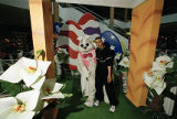 Photos taken with the Easter Bunny, image 08