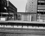 Elevated railroad stops, image 013