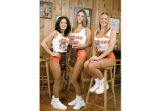 Waitresses at Hooters