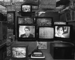 Televisions at Secondhand Store