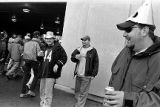 Around the stadium during a Bears game, image 02