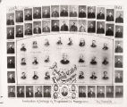1882/1883 graduating class, University of Illinois College of Medicine