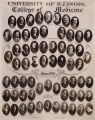 1918 graduating class, University of Illinois College of Medicine