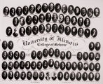 1919 graduating class, University of Illinois College of Medicine
