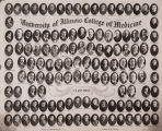 1921 graduating class, University of Illinois College of Medicine