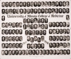 1940 graduating class, University of Illinois College of Medicine