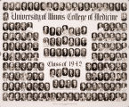1942 graduating class, University of Illinois College of Medicine