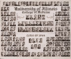 1944 graduating class, University of Illinois College of Medicine