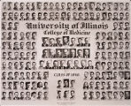 1946 graduating class, University of Illinois College of Medicine