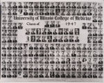 1947 graduating class, University of Illinois College of Medicine