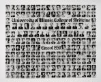 1950 graduating class, University of Illinois College of Medicine