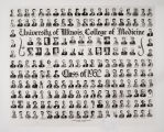 1952 graduating class, University of Illinois College of Medicine