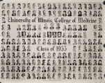 1953 graduating class, University of Illinois College of Medicine