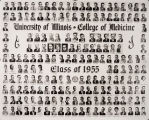 1955 graduating class, University of Illinois College of Medicine