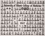 1962 graduating class, University of Illinois College of Medicine