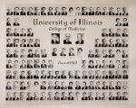 1965 graduating class, University of Illinois College of Medicine