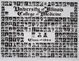 1984 graduating class, University of Illinois College of Medicine