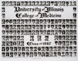 1987 graduating class, University of Illinois College of Medicine
