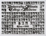 1989 graduating class, University of Illinois College of Medicine