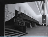 [View of the Great Hall inside the Hall of Science building.]