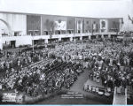 [Indiana Day at the Court of States, Century of Progress International Exposition. This photo was...