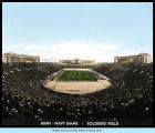 [The Army-Navy football game at Soldier's Field.