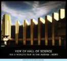 [Oblique view of the Century of Progress Hall of Science.]