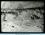 """The latest tragedy at Niagra Falls where Mr. and Mrs. Eldridge Stanton of Toronto, Canada, and Burrell"
