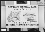 Adequate medical care for tuberculosis provides rest, fresh air, good food.