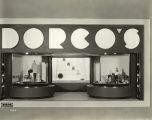"""Electricity at Work in the model show window presents such features as indirect lighting, a..."