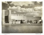 [Electrical Group exhibition building at the Century of Progress International Exposition,...