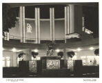 """Interior of the Circle, Hall of Science Building. An interesting view of the interior of the..."