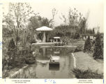 [Century of Progress International Exposition, Mushroom Garden at the Horticultural Exhibit.]