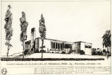 """The new exhibit house to be shown at the Century of Progress Exposition this year by General..."