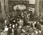 [The South Dakota exhibit at the Court of States, Century of Progress International Exposition,...