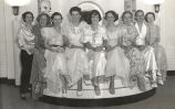 """Southern Illinois Beauty Queens at the Ford Building."""