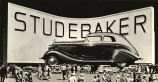 World's largest automobile at the Studebaker exhibit
