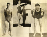 """Chicago: New World's records in swimming are promised when these three champions start paddling in their"