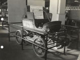 [The Pope-Toledo steam-driven automobile. The model pictured here was designed ca. 1900.
