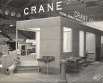 [The Crane Company Station exhibit at A Century of Progress International Exposition, ca. 1933-1934.