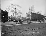Traffic Intersection at Sheridan Road and Montrose Ave (image 01)